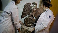 Harmoniky i měřič hlavy. V Argentině našli nacistickou sbírku, něco patřilo Hitlerovi