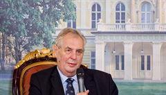 Zeman: Zuřil jsem, že Trumpová odmítla místo velvyslankyně v ČR