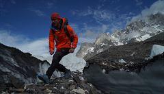 Zápisky horolezce Holečka: Valící se kamení nám Alláh posílá na uvítanou