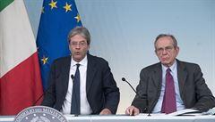 Likvidace benátských bank zůstane v domácí režii. Itálii vyjde na 17 miliard eur