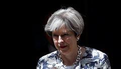 'Nedopustím dělení rodin.' Mayová chce po brexitu pro občany EU práva jako pro Brity