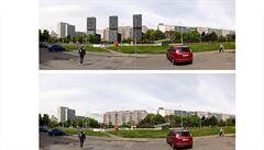 Ďáblice se vzepřely miliardáři Vítkovi, developer projekt tří věžáků pozastavil