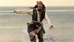 Depp po hádkách s manželkou utekl z natáčení dalších Pirátů