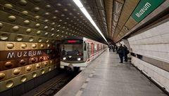 Z metra A Muzeum se v jednom směru nesvezete půl roku. Uzavřený bude i výstup k Andělu