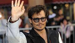 Johnny Depp prodává dům ve Francii. Vč. kaple, uměleckých děl a knih