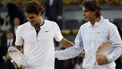 Fanoušci na Wimbledonu se po 11 letech dočkali. Nadal se utká v souboji dvou nejlepších hráčů historie s Federerem
