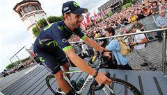 Valverde si opět rozmyslel konec kariéry: Cyklistice můžu dát stále ještě o něco víc