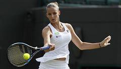 Wimbledon zažil českou smršť. Postoupili Plíšková, Berdych, Šafářová, Allertová i Pavlásek