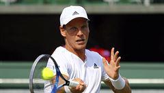 Berdych hrát baráž Davis Cupu nebude. Chce se ale se soutěží rozloučit