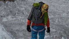 Zápisky horolezce Holečka: Zítra lezeme výš a pak ještě výš