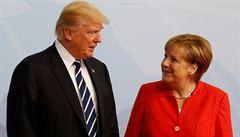 Čína si překvapivě získává sympatie Němců. Ti se naopak odvrací od USA, vadí jim 'Trumpův chaos'