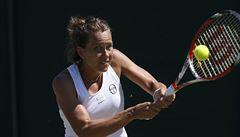 Česká paráda na Wimbledonu nekončí. V 1. kole uspěly Strýcová i Siniaková