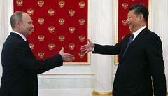 Rusko a Čína spolu vytvářejí 'velkého bratra'. Pandemie umocnila spolupráci na technologiích pro sledování obyvatel
