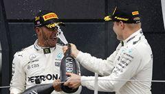 Mercedes chce potvrdit dominanci, plánuje sesadit druhého Vettela