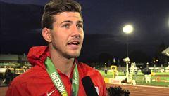 Po stříbru Sasínka se mladí čeští atleti pozlatili. Evropský titul vybojoval Sýkora