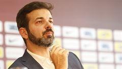 Fanoušci si zaslouží Spartu, která bude vítězit, míní Stramaccioni