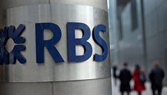Britská RBS v USA zaplatí 5,5 miliardy dolarů kvůli hypotečním cenným papírům