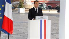 Jak se Macron stal pro Afričany běžným francouzským prezidentem
