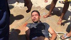 Útočník z Hurgady udržovat kontakty s Islámským státem. Policie na místě zpřísnila opatření