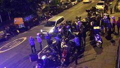 Z útoků kyselinou v Londýně byl obviněn 16letý chlapec. Čeká ho soud pro mladistvé