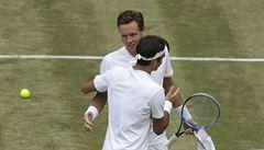 Berdych mezi elitou. Spolu s Nadalem a Federerem si zahraje proti zbytku světa