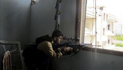 Nepoužili jsme sarin, brání se ruskému obvinění syrští povstalci