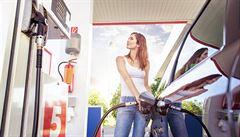 Autem na dovolenou: léto už dlouho nebylo lacinější. Benzinky zlevňují všude