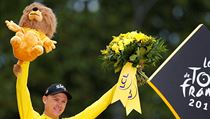 Tour de France 2017: vítězný Chris Froome.