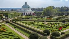 Kam na výlet s rodinou? Objevte krásu kroměřížských zahrad