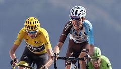 'Ať Froome závodí, až si vyřeší podezření z dopingu,' nabádá ho soupeř
