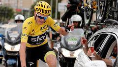 KOMENTÁŘ: Froomea elitní stáje nechtějí, prý už je starý. Začne cyklistická hvězda od píky?