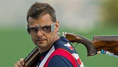 Střelec Kostelecký je podruhé mistrem Evropy v trapu, vyhrál o jediný terč