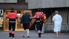 Požár v hotelu Thermal způsobil škodu za 8 milionů. Evakuováno bylo 260 lidí