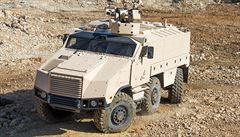 Armáda nakoupí obrněné vozy za více než 9 miliard korun, schválila vláda