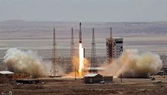 Íránu se podle gard podařilo vyslat na oběžnou dráhu satelit, poprvé za několik měsíců šlo o úspěch
