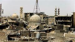 Irák se snaží o záchranu svých památek, pomáhají i Češi