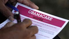 Nejvyšší soud USA odmítl novou republikánskou stížnost na zdravotnickou reformu Obamacare