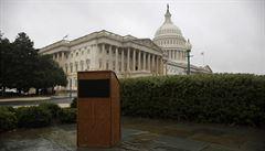 Trump zatím neuspěl. Republikáni v Senátu zrušení Obamacare v prvním pokusu neprosadili