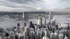 Hongkong rozbil mafiánskou síť, zatčeno bylo 1800 lidí