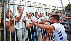 Všechno je jinak. Baníkovci před stadionem v Plzni stát nebudou. Můžou dovnitř