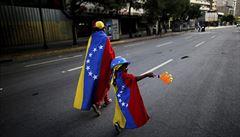Venezuelská opozice vyzvala k protestu proti zřízení nového provládního parlamentu