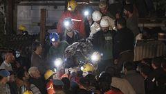 V dole Darkov na Karvinsku zemřeli po výbuchu metanu tři lidé, dva jsou zranění