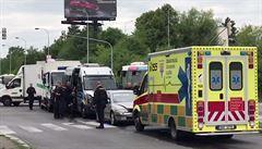 Českého cyklistu usmrtila opilá rakouská řidička. Muž zemřel na místě nehody