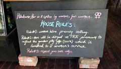 V australské kavárně si muži připlatí. 'Mužská daň' má kompenzovat rozdílný plat