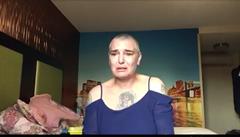 Zpěvačka Sinead O'Connor na videu opět mluvila o sebevraždě