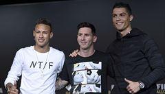 Ronaldo, Messi nebo Neymar. Kdo dotáhne svou zem k vytouženému titulu?