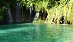 Po stopách Vinnetoua na Stříbrném jezeře: na Plitvických jezerech se poperete s davy turistů