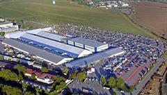 Miliardář chce rozšířit největší výstavní areál v Praze. Tíží ho problém s pozemky