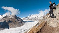 Tání švýcarských ledovců bylo v uplynulém roce extrémní, varují vědci