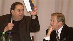 Havel byl možná naivní, ve všem hledal to dobré, říkal zesnulý Kuběna